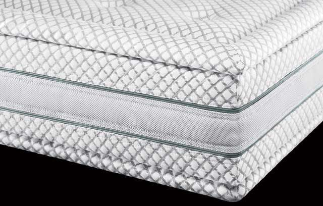 Ennerev Materassi.Double Mattress Memory Breathable Hermitage 7 Sucre