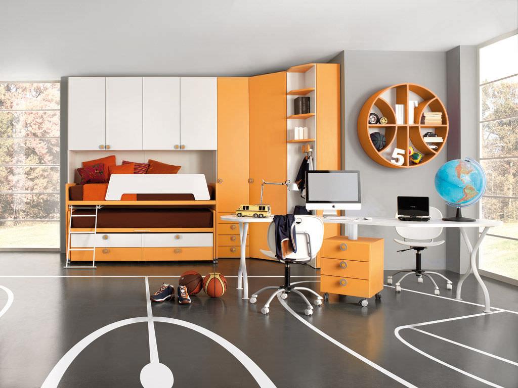 Camerette Per 3 Bambini Best Camerette Per Bambini Ikea Con Dugdix