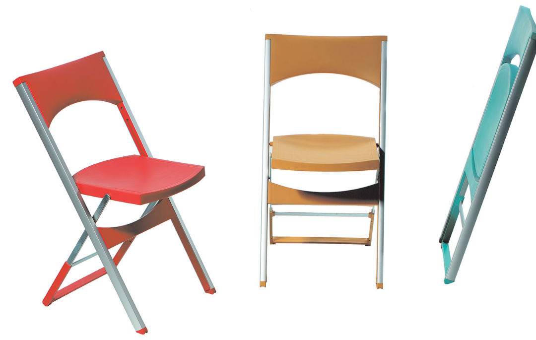 Exceptionnel ... Contemporary Chair / Folding / Polymer ...