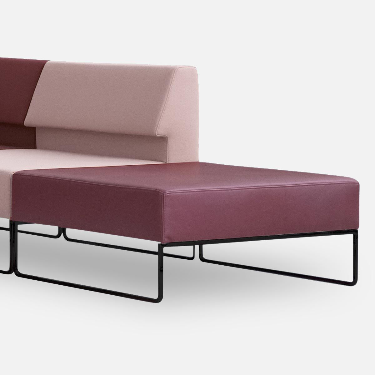 corner sofa  modular  contemporary  leather  couch by morten  -  corner sofa  modular  contemporary  leather couch by morten voss halle