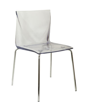 ... Contemporary Chair / Stackable / Steel / Acrylic ...