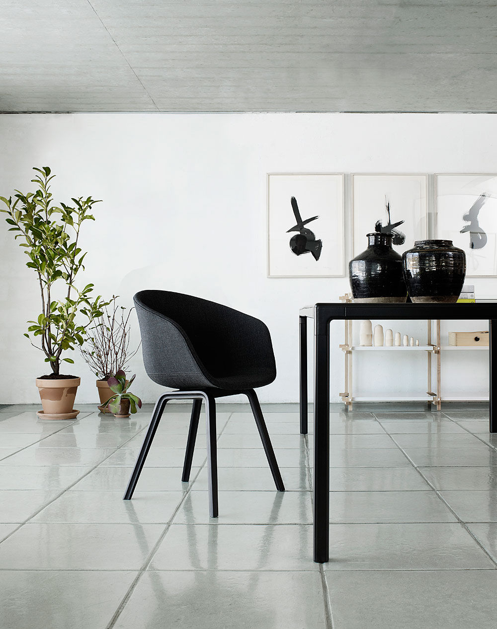 office chair conference dining scandinavian design aac22. Conference Chair With Armrests / Fabric Polypropylene - AAC22/AAC23 By Hee Welling Office Dining Scandinavian Design Aac22