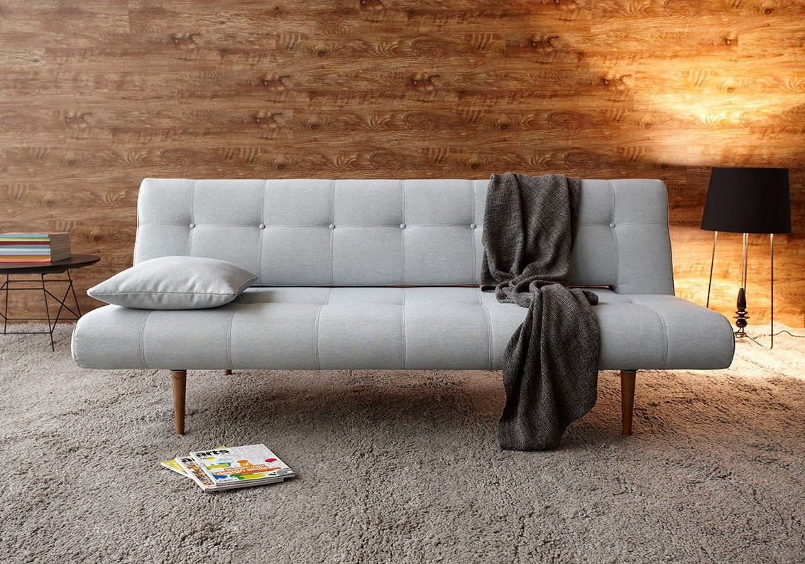 Merveilleux Sofa Bed / Contemporary / Steel / 2 Person   UNFURL By Andreas Lund U0026  Flemming Hoejfeldt