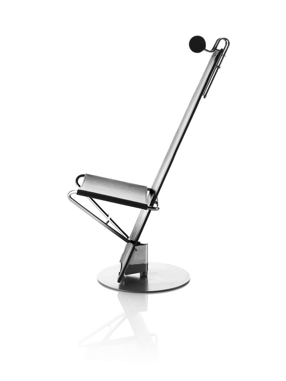 Möbel Lindau original design chair upholstered swivel adjustable planka