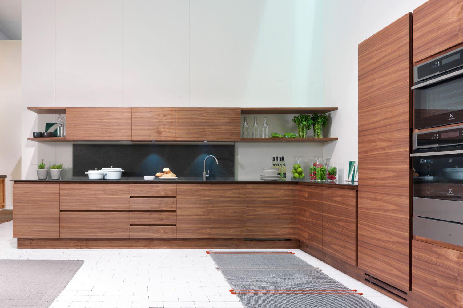 ... Contemporary Kitchen / Wooden / Island LA CUCINA By Matteo Thun Riva  Industria Mobili