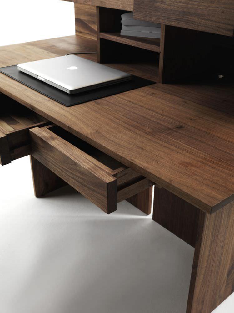 Schreibtisch modern  Wooden desk / contemporary - RIGA - Riva Industria Mobili
