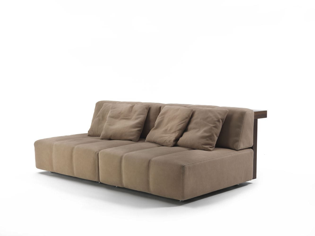 ... Modular Sofa / Contemporary / Leather / 3 Seater FUR NATURE By Jamie  Durie Riva ...