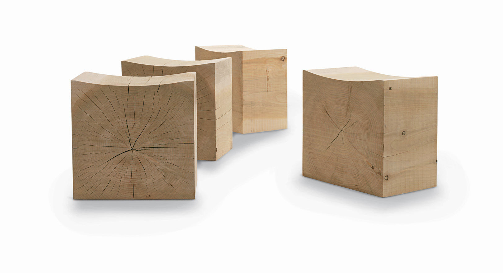 Good ... Contemporary Stool / Solid Wood / Cedar / Garden NAPA U0026 NAPA BIG By  Terry Dwan ...