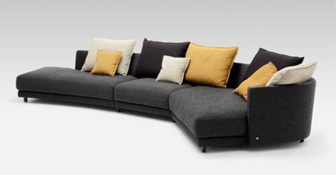 rolf benz ag. Rolf Benz Ag \u0026 Corner Sofa / Modular Contemporary Leather - ONDA By Christian Werner