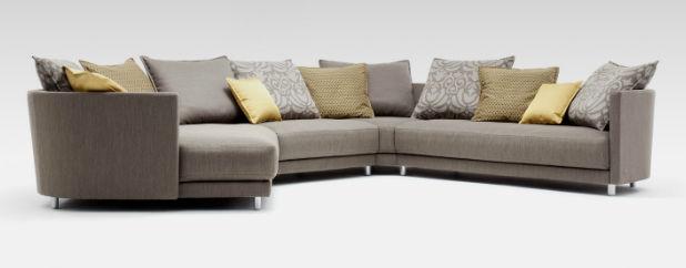 rolf benz ag. Corner Sofa / Modular Contemporary Leather ONDA By Christian Werner Rolf Benz Ag \u0026