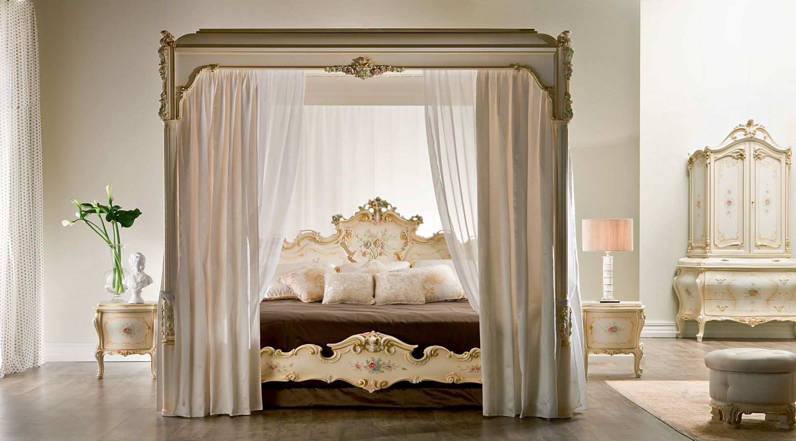 Rococo Bed Kopen : Barok bed finest tagged furniture for bedroom sitting area