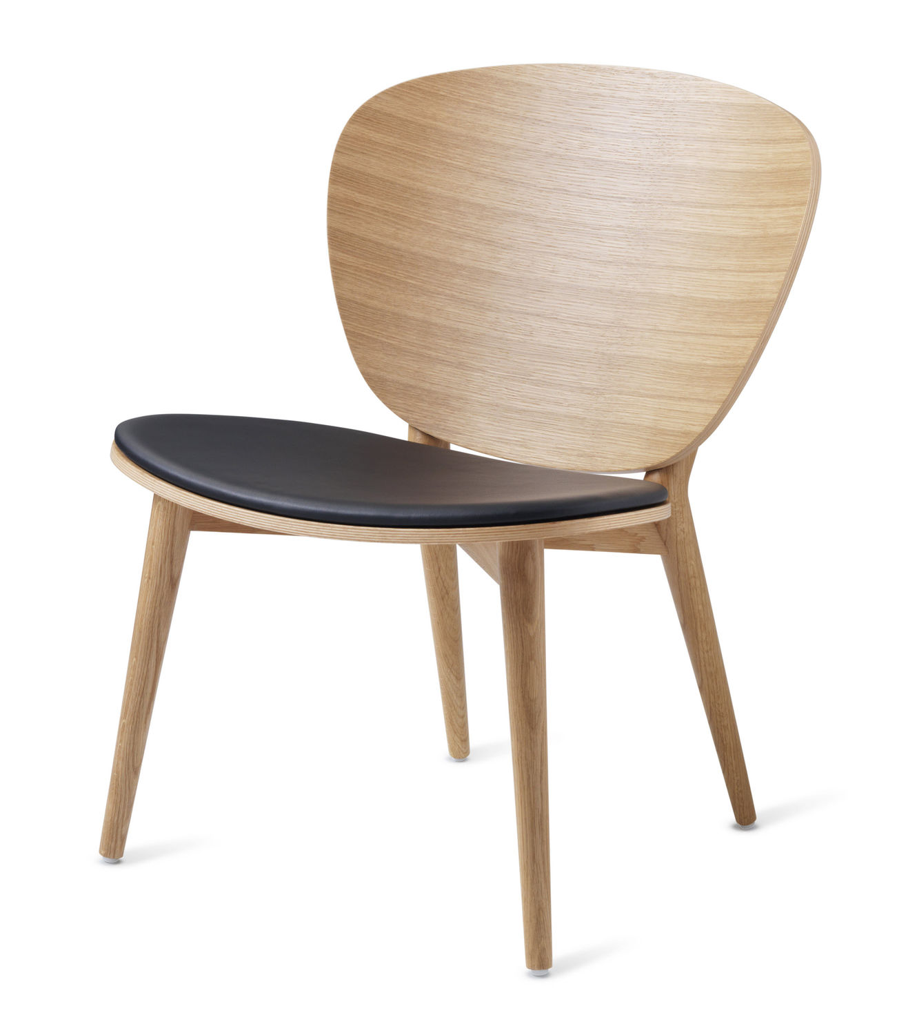 Merveilleux Scandinavian Design Chair / Beech ...