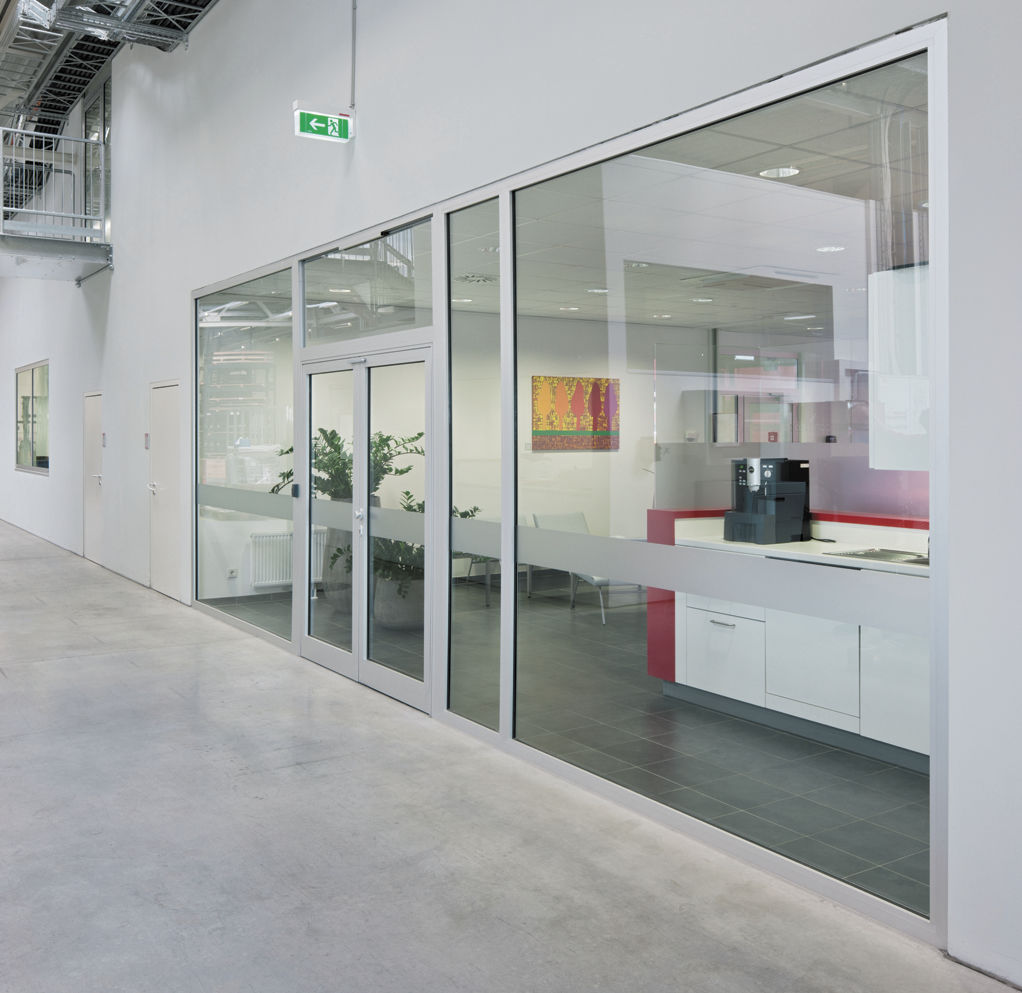 Laminated Glass Panel Tempered Safety Double Glazed