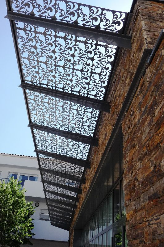 exterior metal panel installation metal decorative panel for false ceilings for landscaping