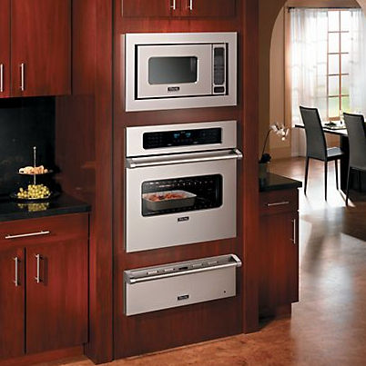 Electric Oven Microwave Built In Vmos