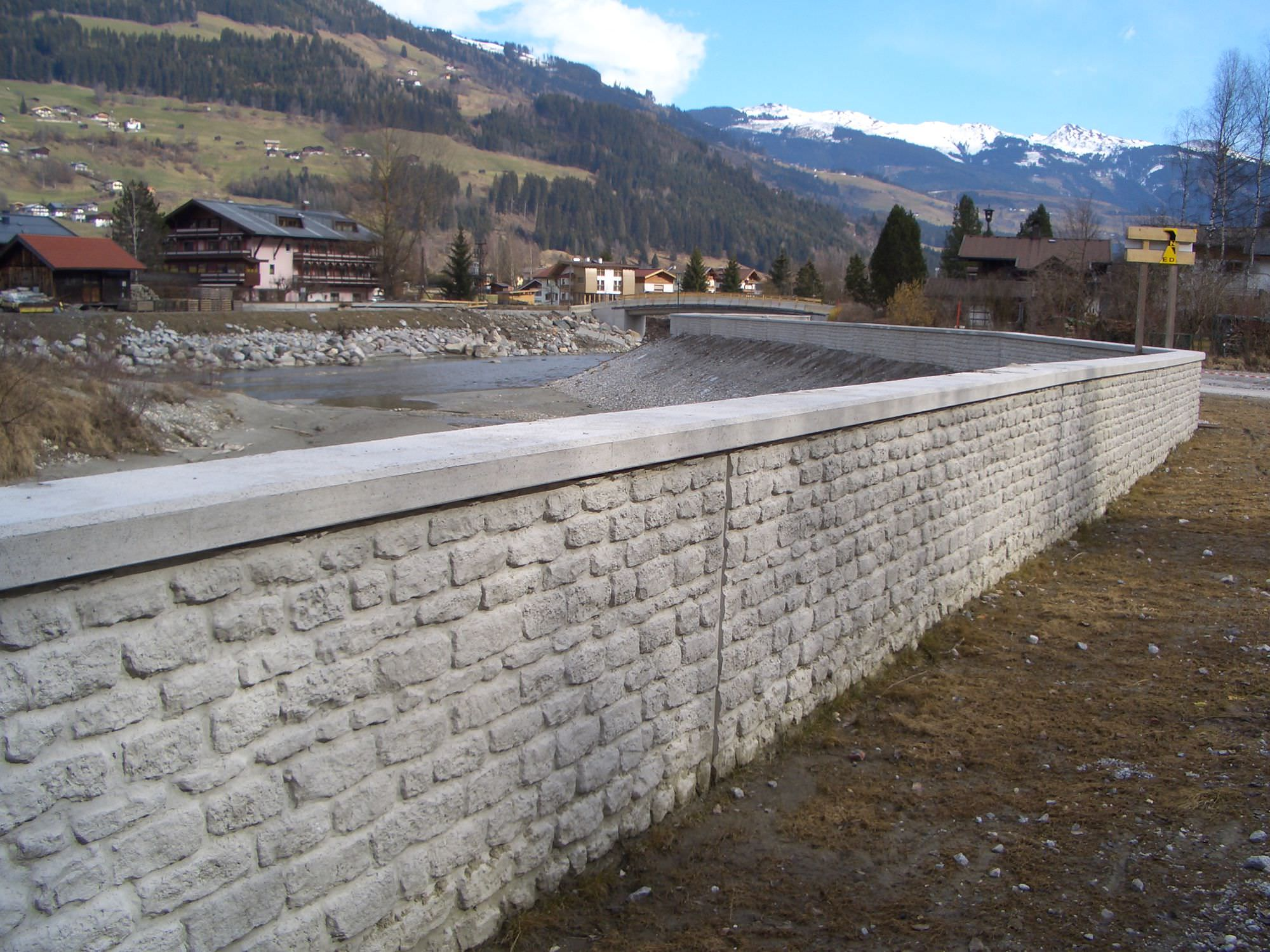 Ordinaire Facade Form Liner / For Retaining Walls / Stamped Concrete   MAYENNE