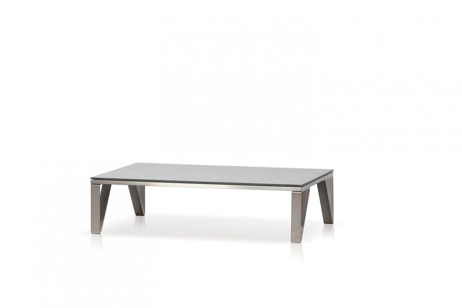 Contemporary coffee table stainless steel rectangular garden contemporary coffee table stainless steel rectangular garden lotos by ji spanihel todus geotapseo Images
