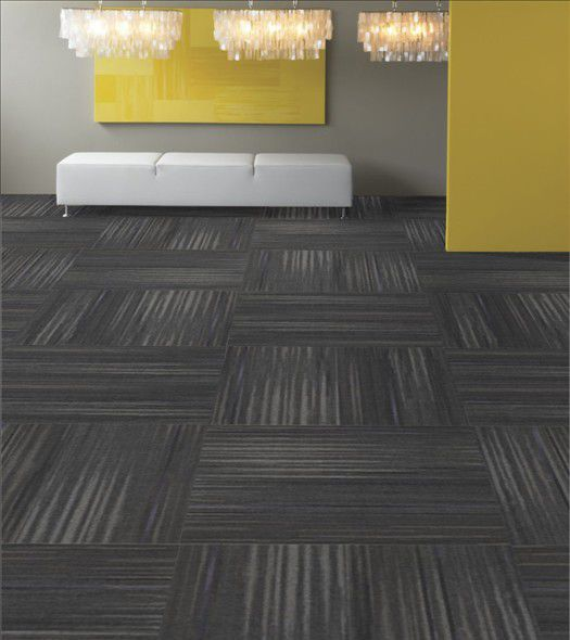 carpet tile tufted loop pile structured 18x36 blur shaw contract - Shaw Carpet Tile