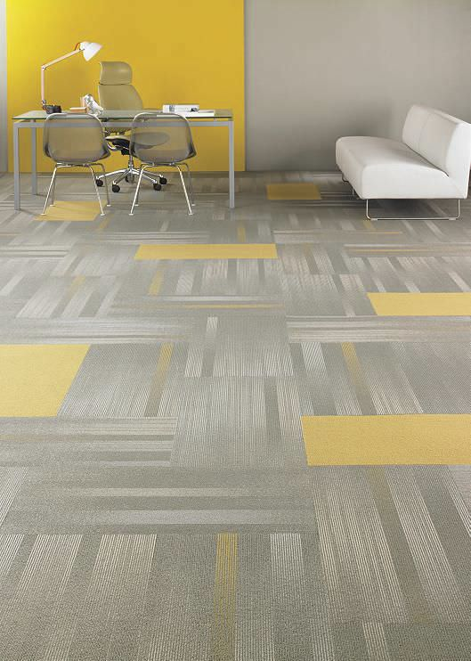 carpet tile tufted loop pile structured 18x36 colour plank shaw contract - Shaw Carpet Tile