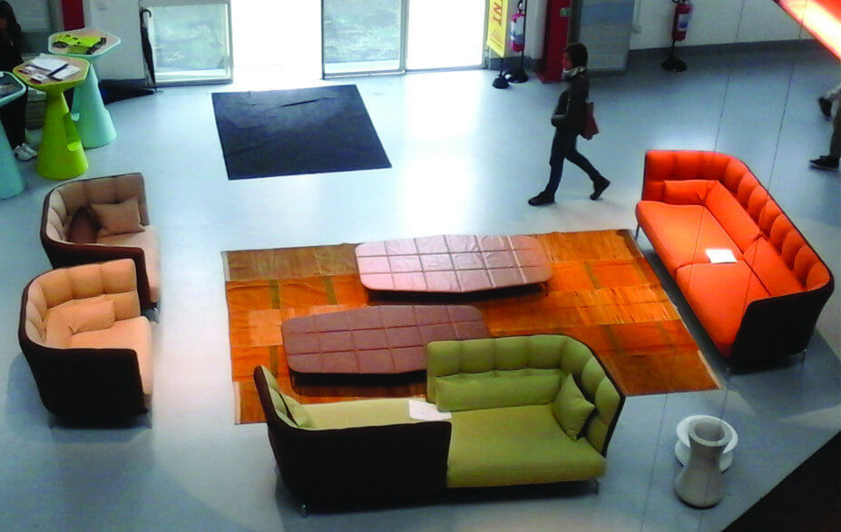 Superb Contemporary Sofa / Wood / Polyurethane / Fabric CARLTON By Riccardo Giovanetti  Giovannetti Collezioni ... Photo Gallery