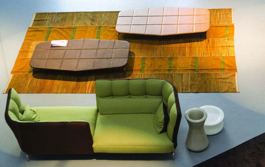 ... Contemporary Sofa / Wood / Polyurethane / Fabric CARLTON By Riccardo Giovanetti  Giovannetti Collezioni Good Ideas