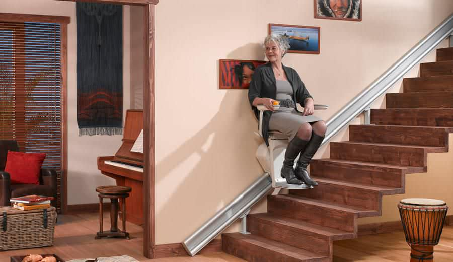 Indoor Chair Stair Lift / Power Operated   OTOLIFT PARALLEL