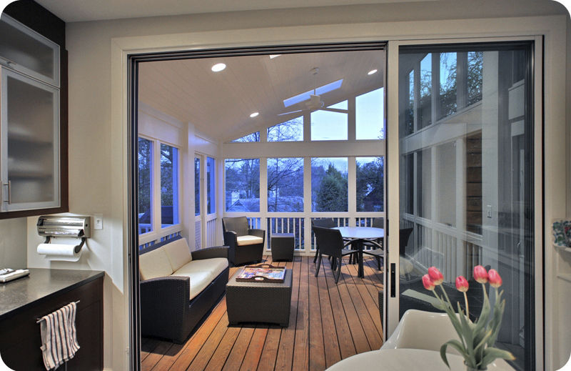 Sliding Patio Door Aluminum Double Glazed Thermal Break