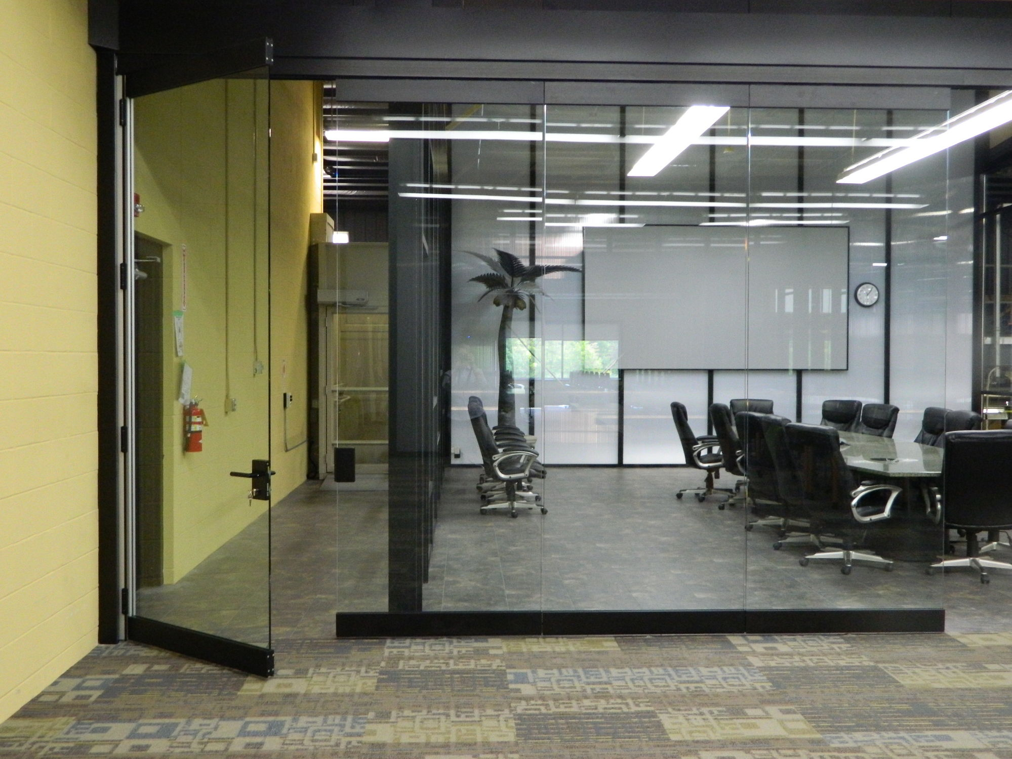 Sliding Partition Glazed Professional Solar Innovations Inc