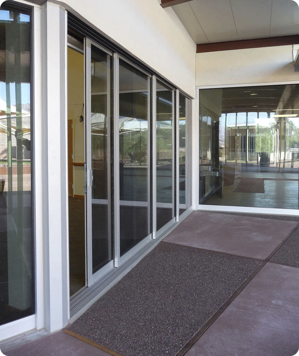 Sliding Patio Door Aluminum Double Glazed Solar Innovations