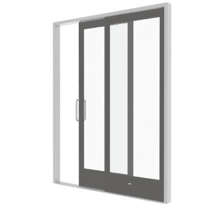 Wonderful ... Sliding Patio Door / Aluminum / Double Glazed 2820 SERIES Arcadia Group  ...