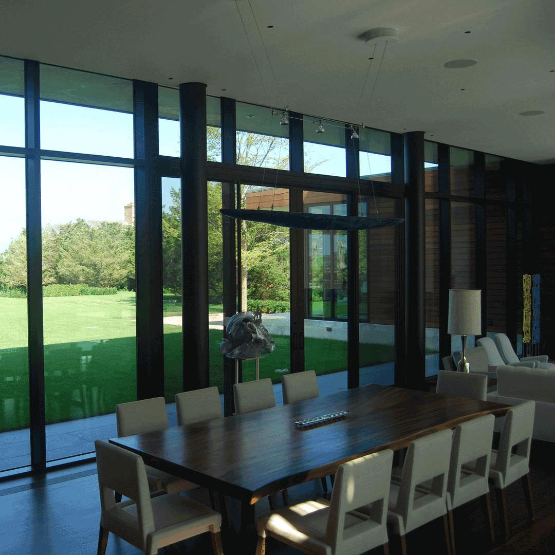 ... Sliding Patio Door / Aluminum / Double Glazed 5500HPT SERIES Arcadia  Group ...