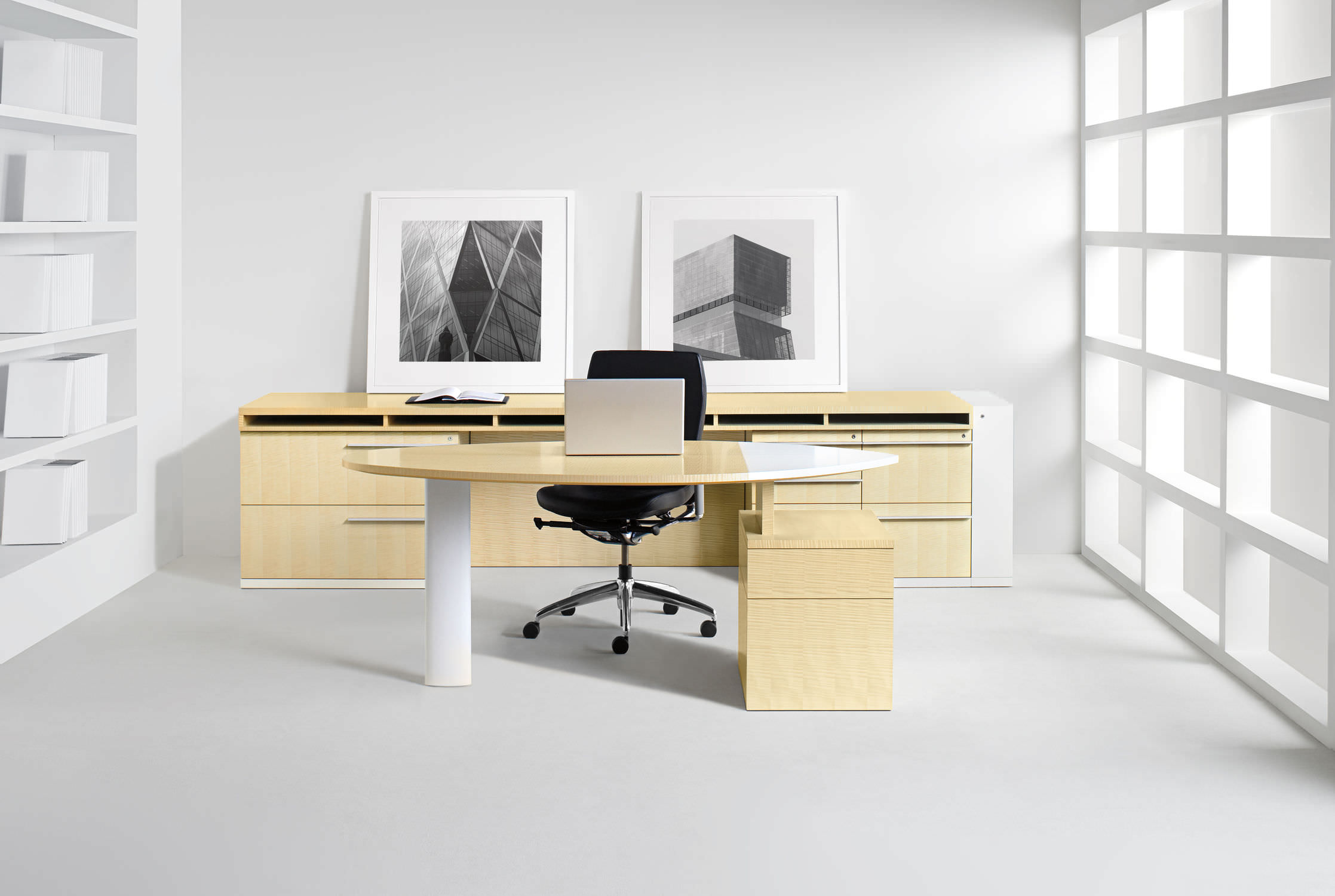 modern shaped decor great l desk computer design white ideas contemporary desks with pc eas fascinating