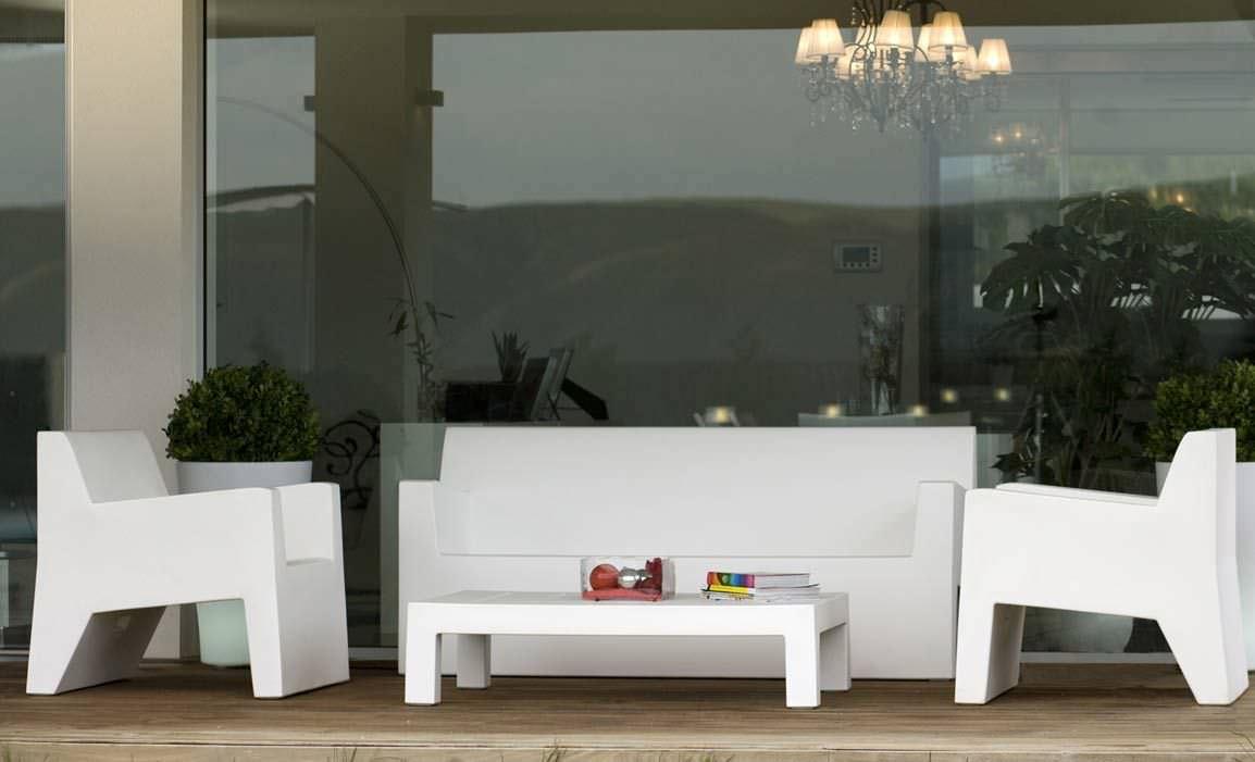 ... Contemporary Sofa / Garden / Polyethylene / 2 Person ...