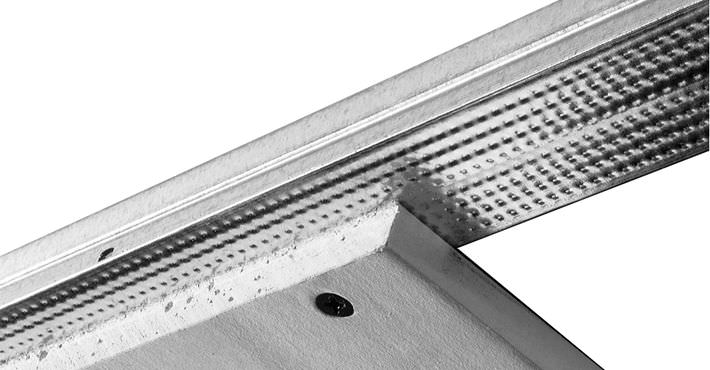 Steel Ceiling Suspension System   650/670