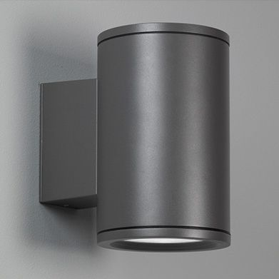 Contemporary wall light outdoor extruded aluminum anodized contemporary wall light outdoor extruded aluminum anodized aluminum rondo g2 by wilma daemen aloadofball Gallery
