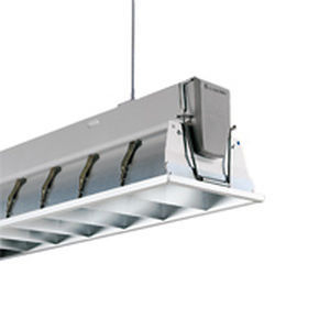 Elegant ... Hanging Light Fixture / Surface Mounted / Fluorescent / Linear BASIC T5  FAGERHULT ...