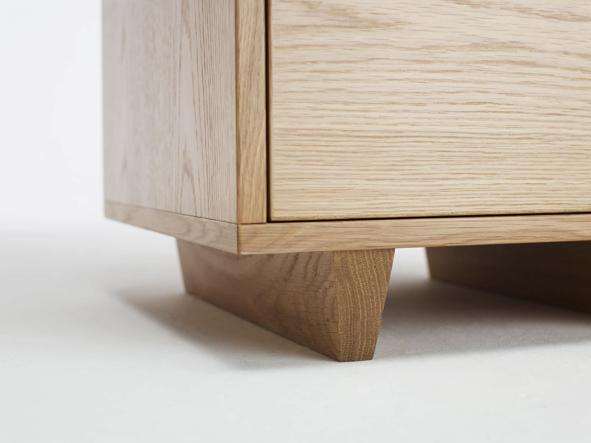 Contemporary chest of drawers   oak   ash   MDF MAY by Patrik Hansson  KARL ANDERSSON. Contemporary chest of drawers   oak   ash   MDF   MAY by Patrik