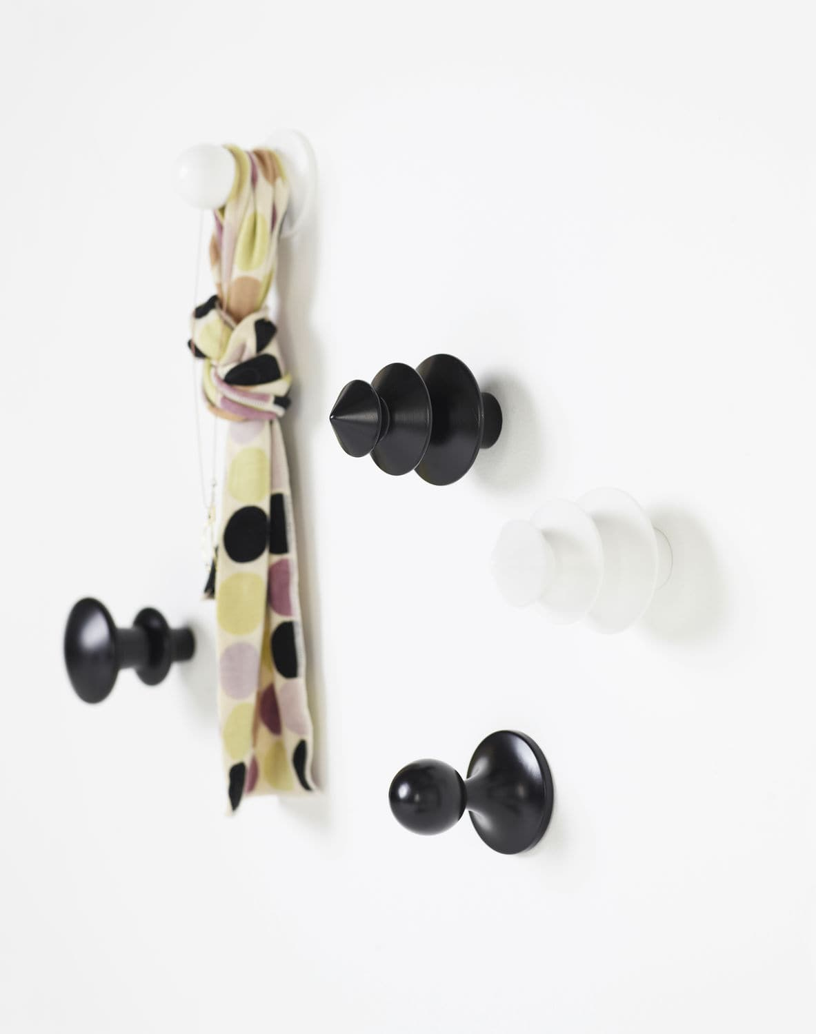 coat hook wooden chess by malin lundmark karl andersson