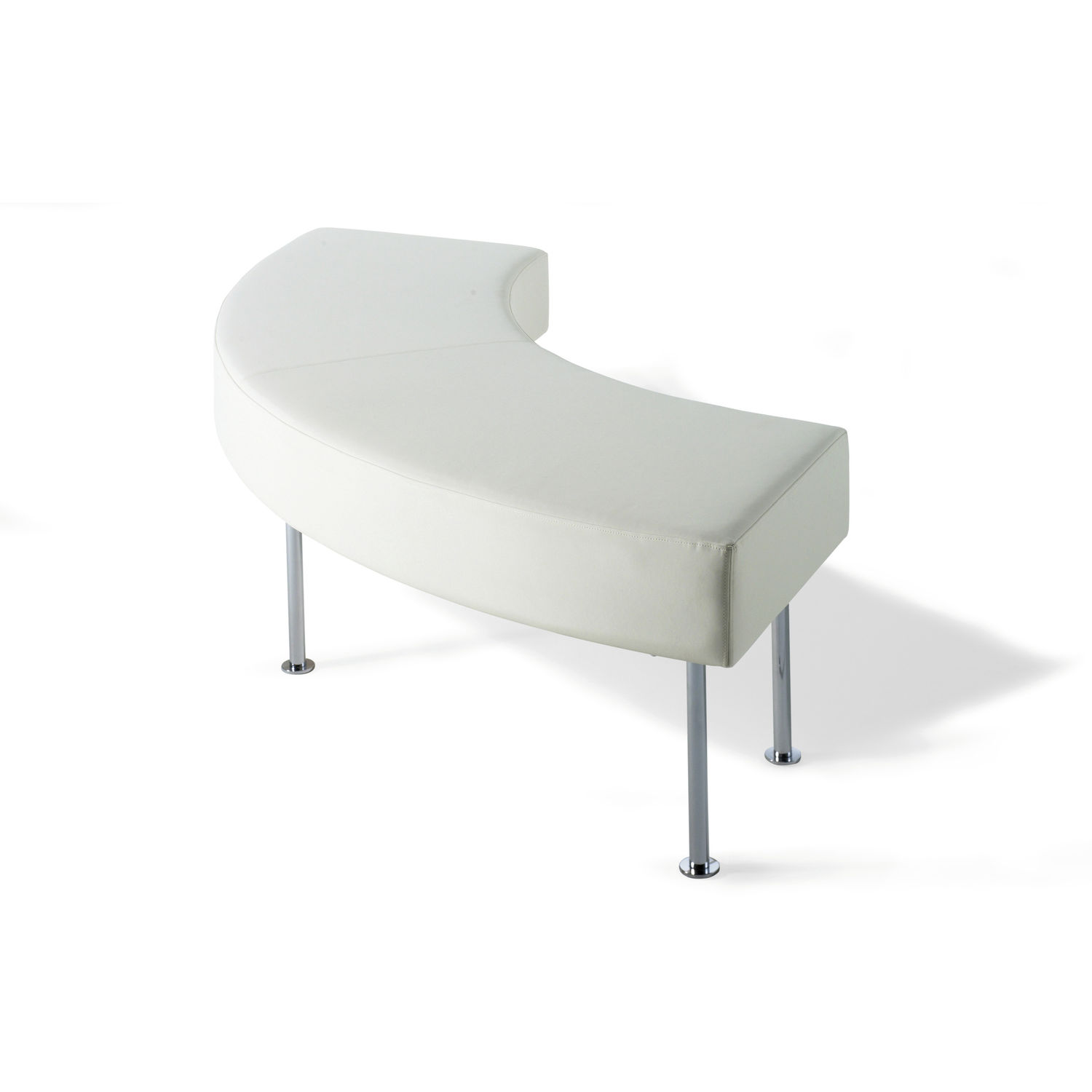 modular upholstered bench  contemporary  leather  commercial  -  modular upholstered bench  contemporary  leather  commercial longoby komplot design materia