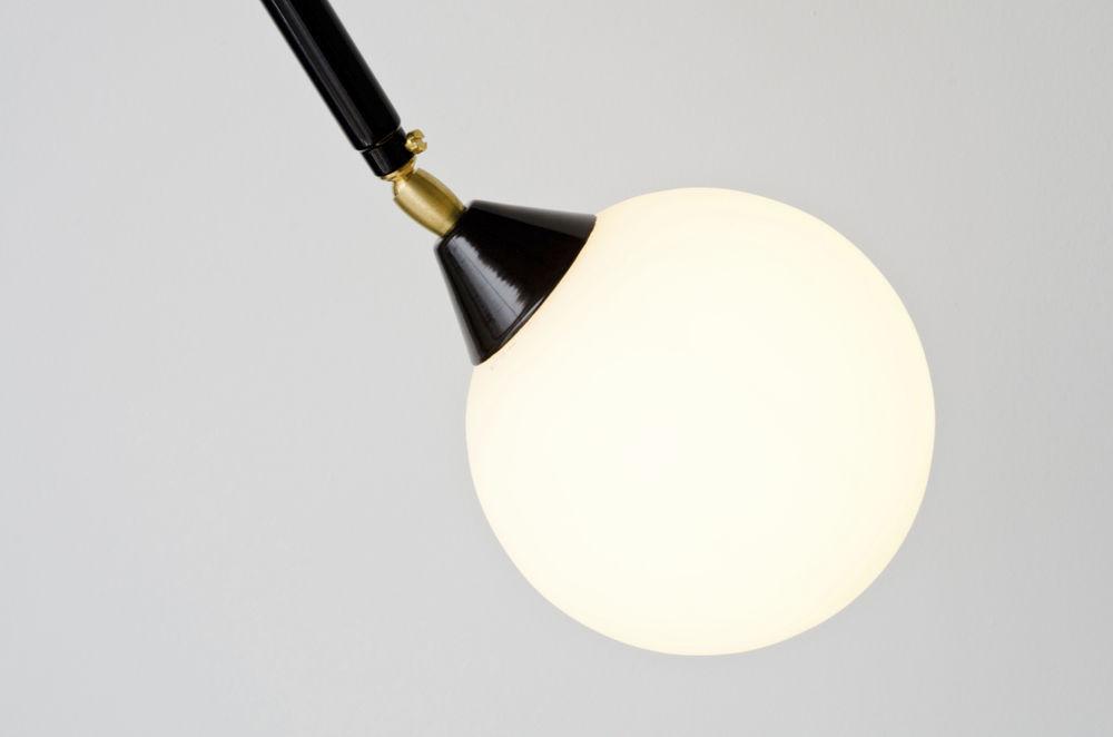 Pendant Lamp Contemporary Metal