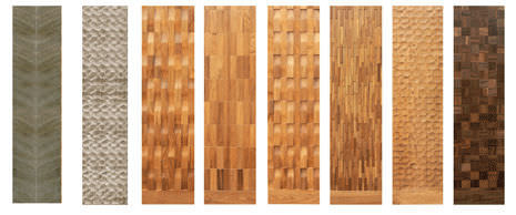Delicieux Wood Decorative Panel / Wall Mounted / 3D   ARCHITECTURAL