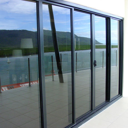Sliding Patio Door / Aluminum / Double Glazed / Acoustic Wintec Aluminium  Windows U0026 Doors ...