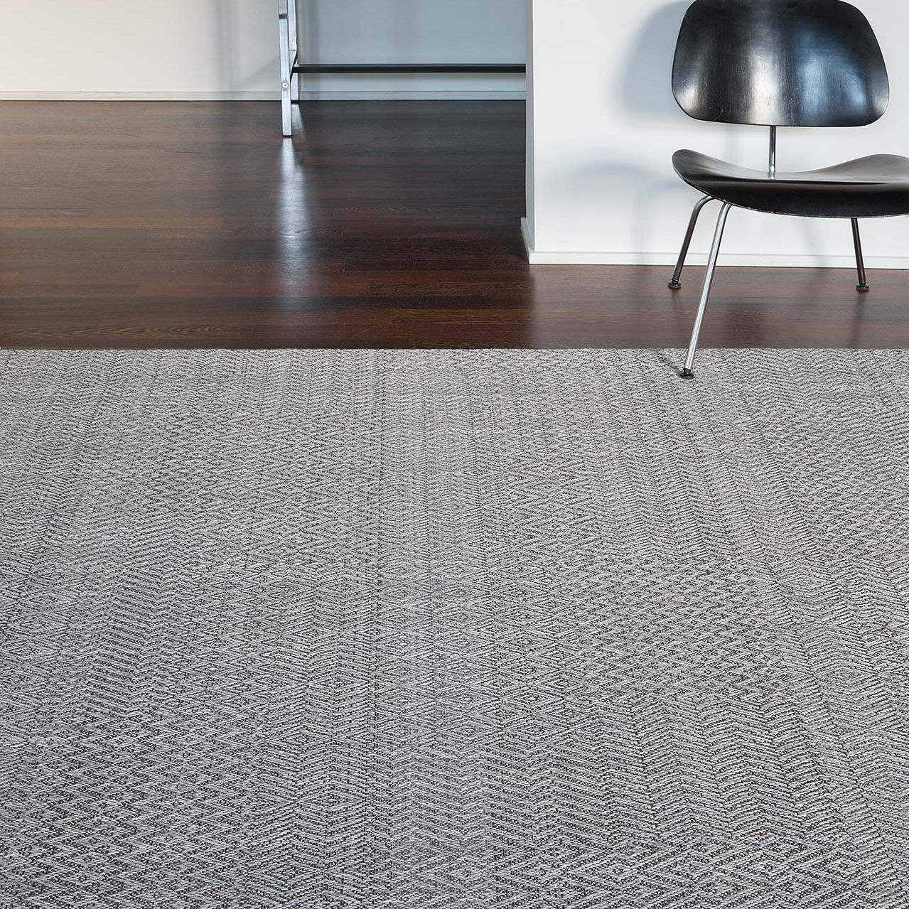 Contemporary Rug / Patterned / Wool / Polyester   FUSION