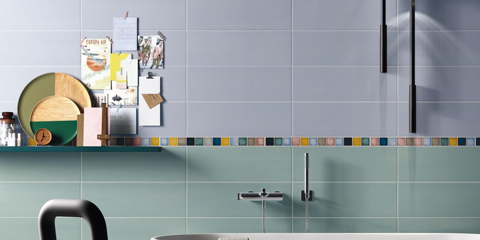 Indoor tile / wall / ceramic / plain - PLAY - Cooperativa Ceramica D ...