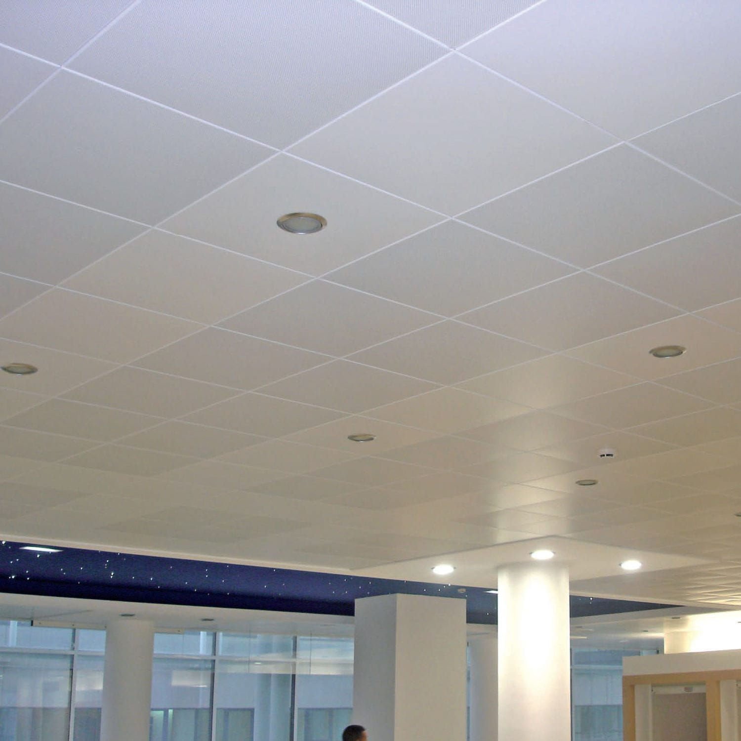 Metal suspended ceiling tile acoustic perforated monobac metal suspended ceiling tile acoustic perforated monobac dailygadgetfo Images