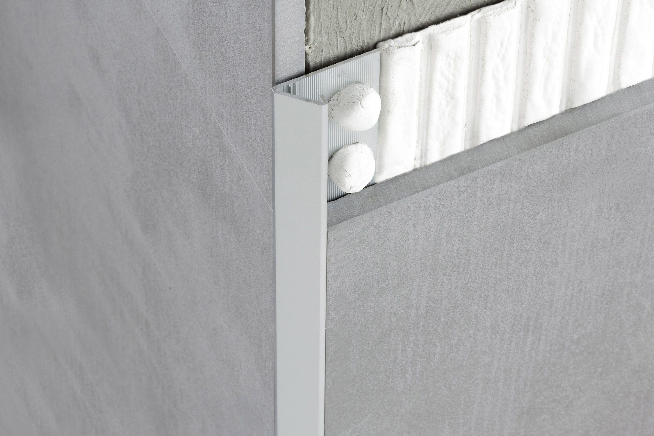 Aluminum Edge Trim Outside Corner For Tiles