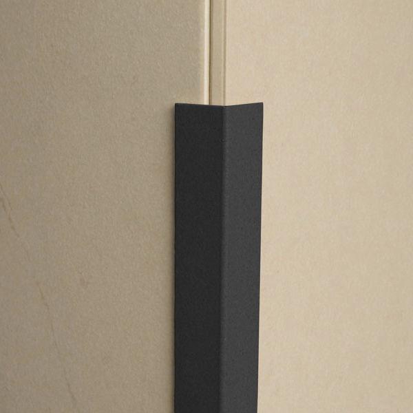 Pvc Edge Trim For Tiles Outside Corner Novoescuadra Maxi
