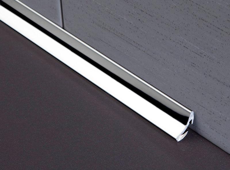 Stainless Steel Edge Trim For Tiles Inside Corner Novoescocia 4 Mini Acero Inox