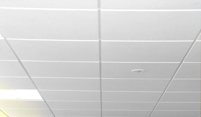 Fibergl Suspended Ceiling Tile Acoustic For Clean Rooms Ecophon Focus E