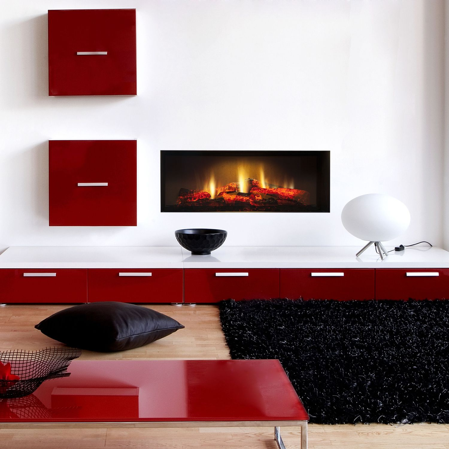 lowes com fireplace hearth insert in inserts electric brown pleasant at pd shop